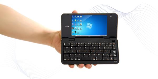 ポケットサイズのウルトラモバイルPC viliv N5 製品特長 | Hanwha-Japan